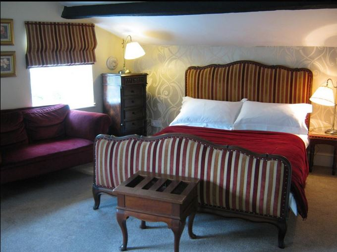 Bedroom at B&B Bromyard