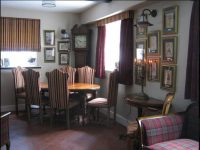 Breakfast room at B&B Bromyard