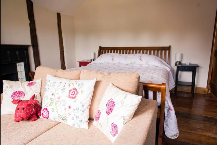 Room at B&B near Bromyard