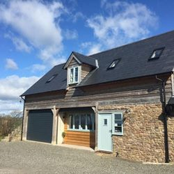 The Barn self catering Bromyard