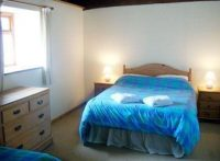 Family room at self catering Bromyard