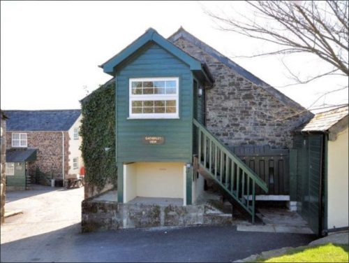 Gatherley View self catering near Launceston