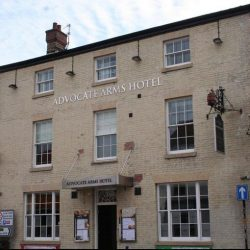 Advocate Arms hotel in Market Rasen