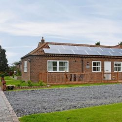 Rutherford Cottage self catering Market Rasen