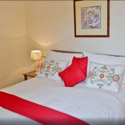 Bedroom at self catering Middleton in Teesdale
