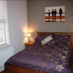 Double room at Oswestry B&B