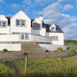 Knockinaam House self catering near Stranraer