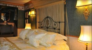 Bedroom at luxury B&B Loch Ewe
