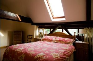Double room at luxury bed and breakfast Cromer