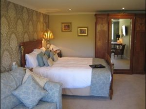 Junior Suite at Nanny Brow B&B