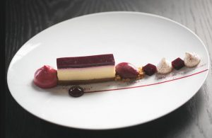Enjoy your dessert at luxury inn County Down